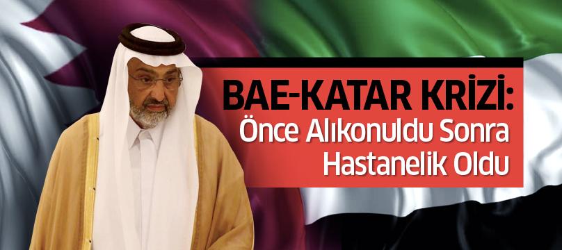 BAE-Katar krizi: Önce alıkonuldu sonra hastanelik oldu