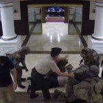 Genelkurmay Karargahı'nda Gülen yanlılarına karşı koyan yüzbaşının vurulma anı
